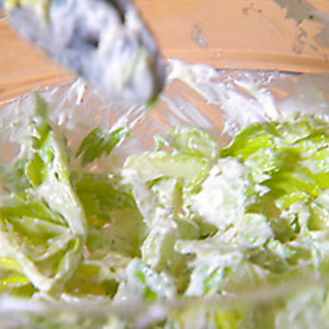Celery Blue Cheese Salad