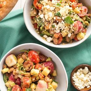 Vegetarian Taco Salad recipes