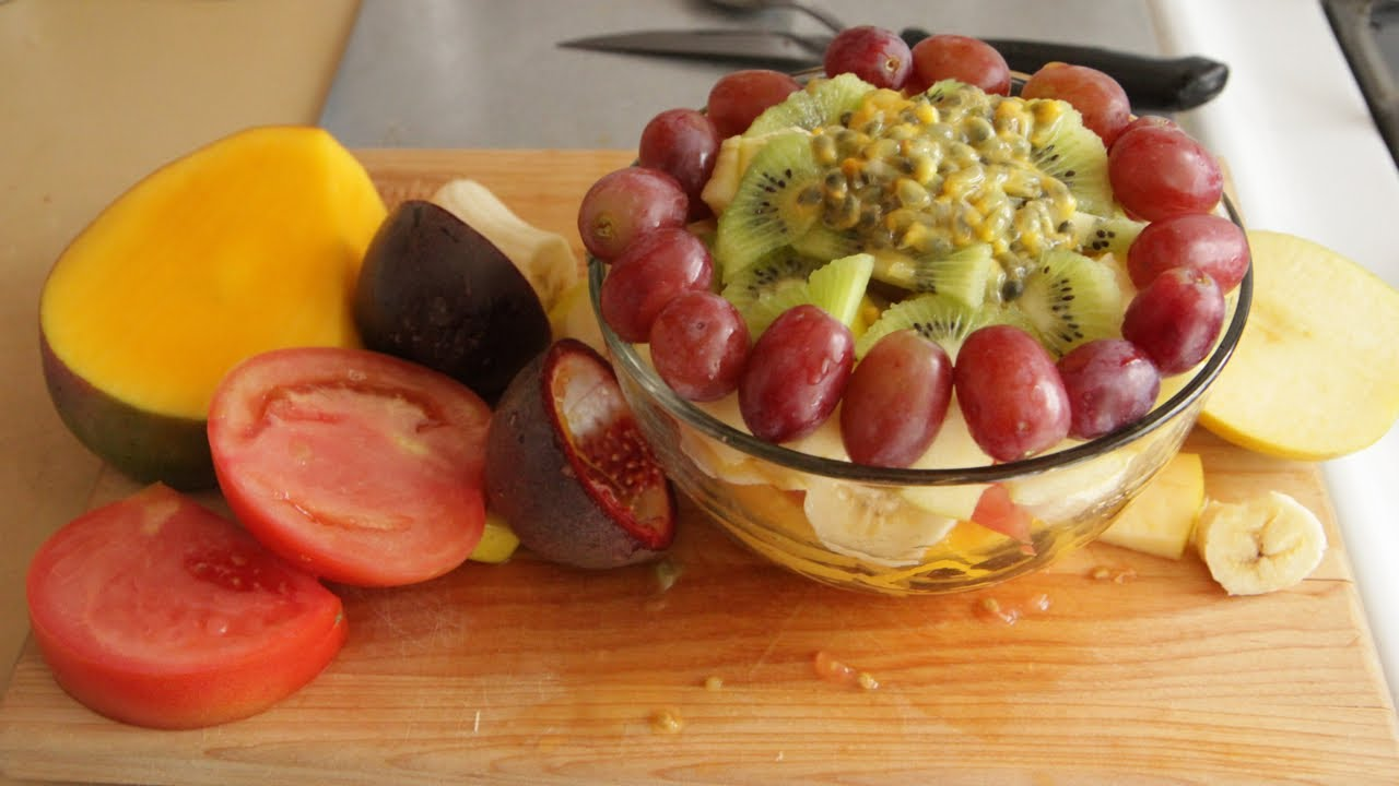 7 Layer Fruit Salad Recipe – Southern Queen of Vegan Cuisine 36/328