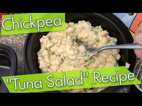 "Chickpea ""Tuna Salad"" Recipe 