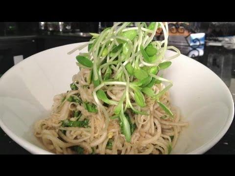 Raw Turnip Salad : Raw & Vegan Recipes