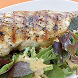 Grilled Chicken with Mustard-Tarragon Sauce recipes