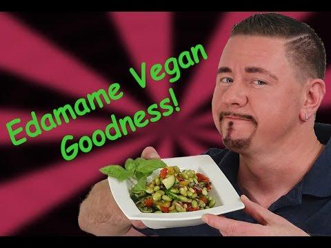 Edamame Salad (Vegan)
