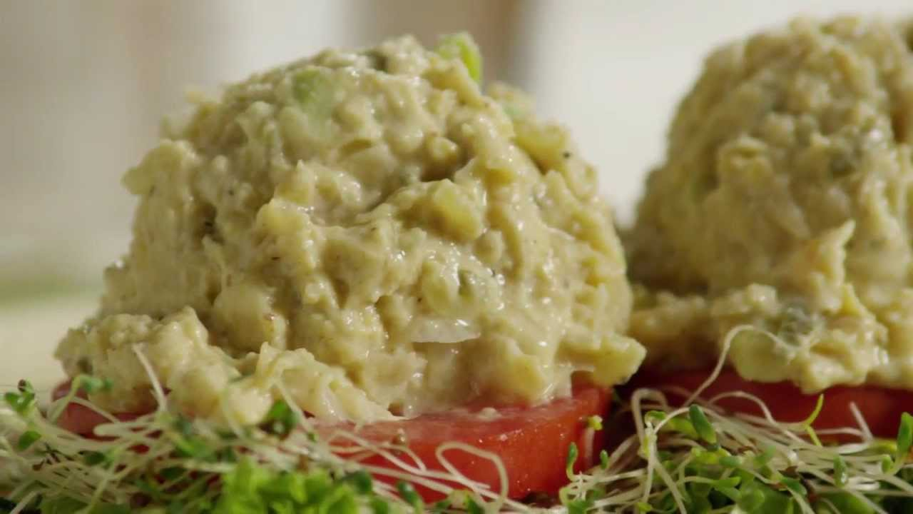 How to Make Mock Tuna Salad | Vegetarian Recipes | Allrecipes.com