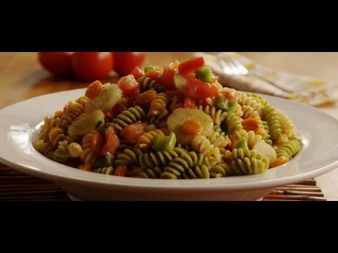 How to Make Veggie Pasta Salad | Pasta Recipe | Allrecipes.com