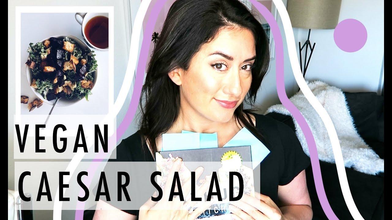 The Best Vegan Caesar Salad Recipe Ever   thanks to Thug Kitchen