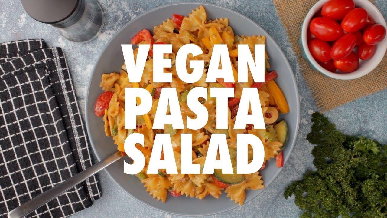 Vegan Pasta Salad – Loving It Vegan