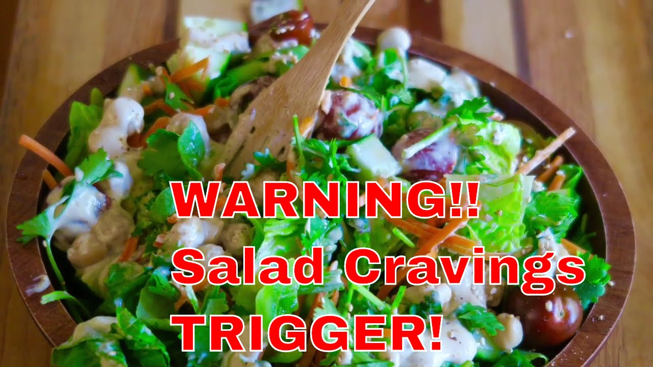 The Best Vegan Salad & Lime Tahini Dressing