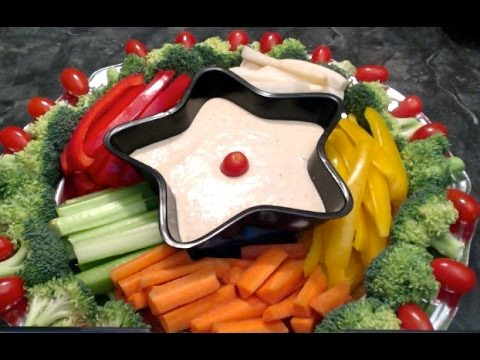 Vegetable Dip for Veggie Platter.