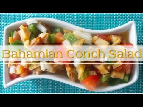 Easy Mock Conch Salad | How to make Vegan Conch Salad | Korenn Rachelle