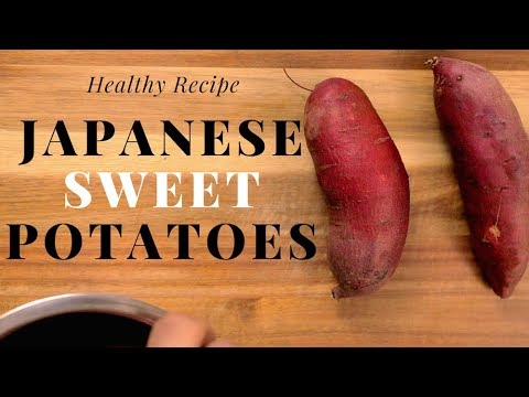 HOW To MAKE: Delicious Vegan Japanese Sweet Potatoes Easy Recipe