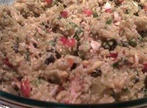 Kat's Southwest Quinoa Salad