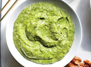 Green Goddess Avocado Sauce