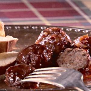 Marmalade Meat Balls