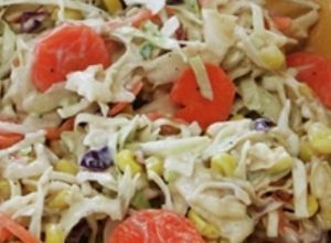 Sunshine Coleslaw recipes