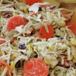 Sunshine Coleslaw recipes