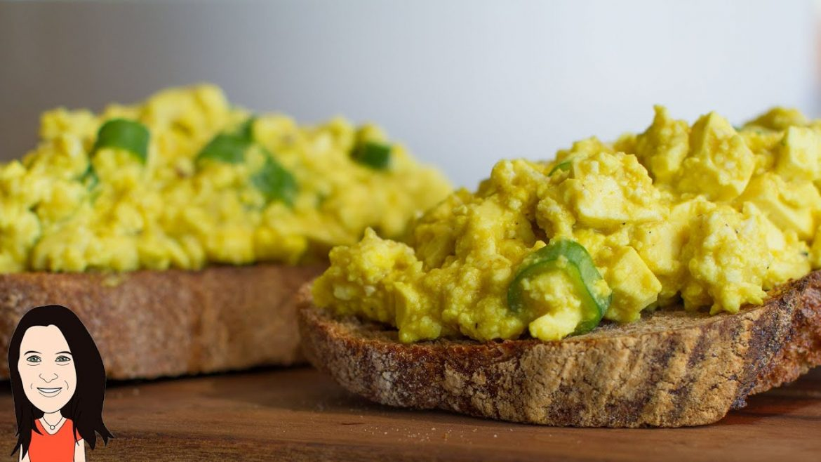 Best Ever Vegan Egg Salad Recipe – Great for Sandwiches!