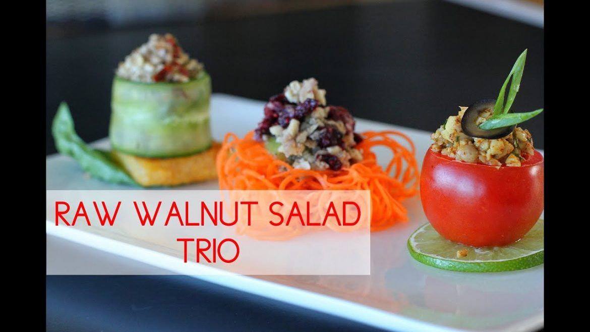 Vegan Amuse Bouche Easy Salad Recipes
