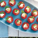 Mozzarella-Stuffed Cherry Tomatoes recipes