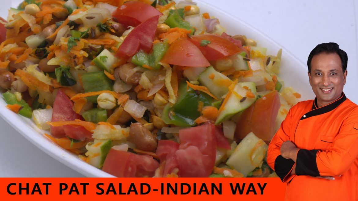 Chat Pat Salad – Indian way by vahchef