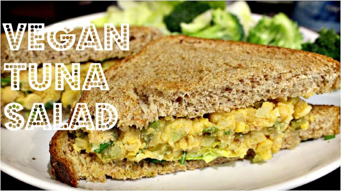 "HOW TO: VEGAN ""TUNA"" SALAD + semi-food prep! 