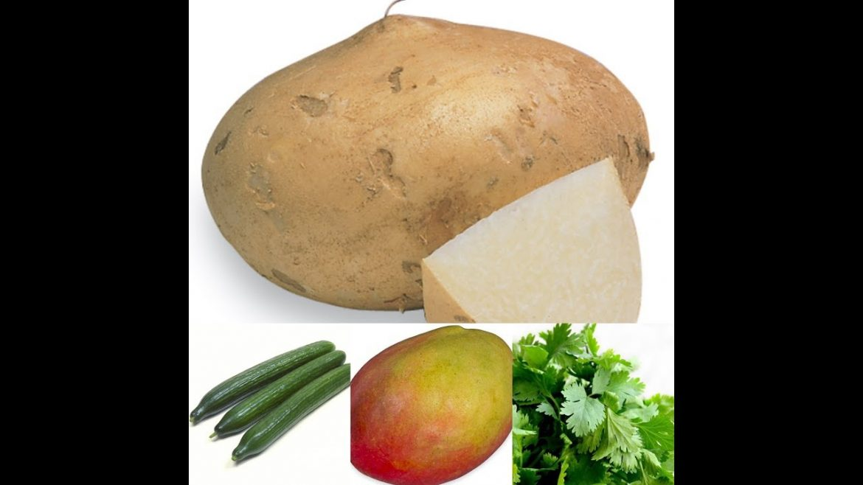 Vegan – Salad na Singkamas Recipe- Buhay Amerika