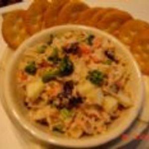 FlavorFULL Fiesta Chicken Salad