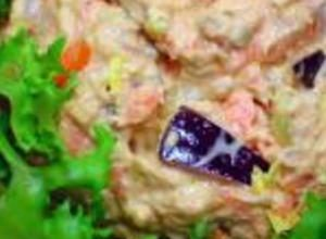 Carla's Healthy Carrot & Tuna Salad