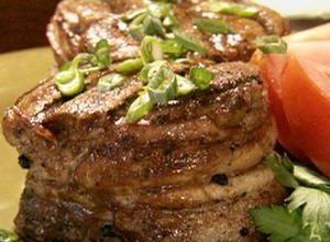 Perfect Char-Grilled Filet Mignon