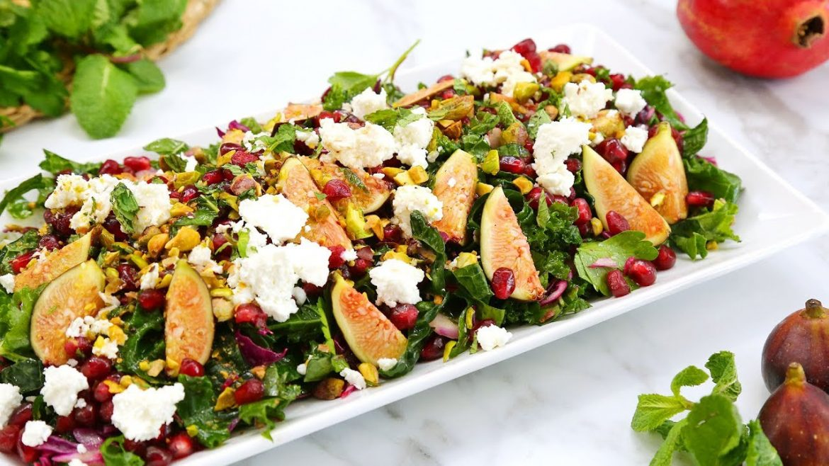 3 Healthy Salad Recipes That Actually Taste AMAZING | Healthy Meal Plans