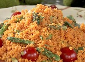 Tomato Couscous Salad