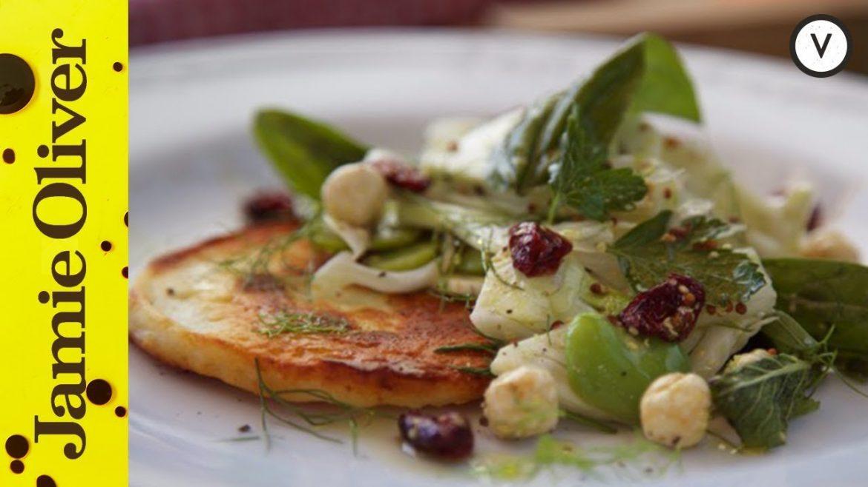 Aussie Halloumi Salad | Tobie Puttock