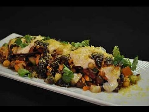 Beans Chaat (Cold Beans Salad) | Show Me The Curry Appetizer Recipe