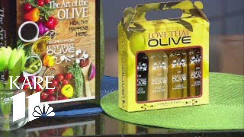 RECIPE: Love That Olive's Power Salad recipe