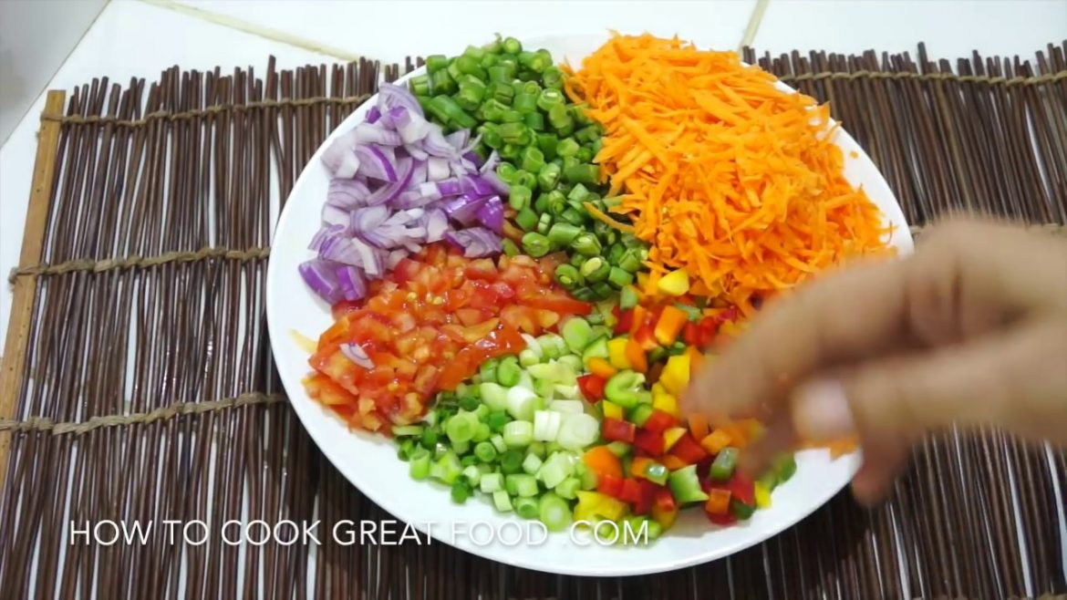 Easy Mixed Bean Salad Recipe – Vegan healthy Simple