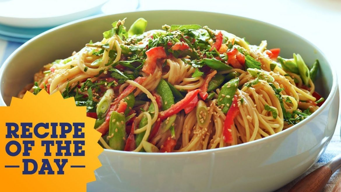 Recipe of the Day: Ina's Crunchy Noodle Salad | Food Network
