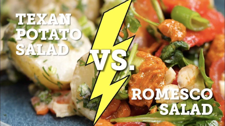 2 Delicious Summer Salads