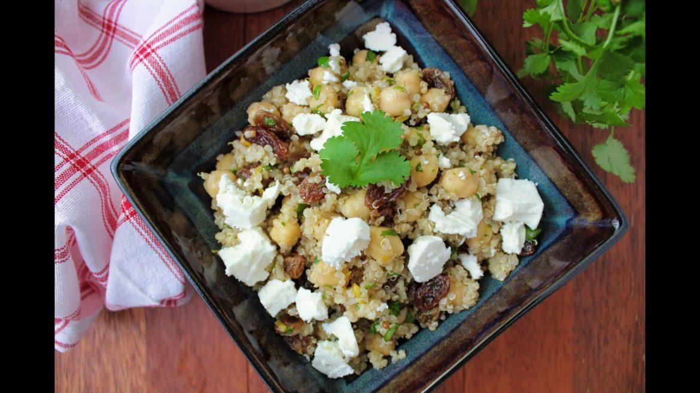 Quinoa Recipes Vegetarian – Best Quinoa Salad Recipe Ever – Quinoa Recipes