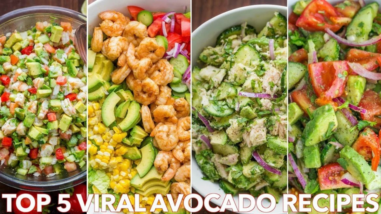 Top 5 (MEGA VIRAL) Avocado Recipes – Natasha's Kitchen