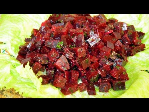Moroccan Beetroot Salad Recipe – CookingWithAlia – Episode 154