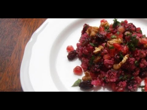 Quinoa Recipes For Vegetarians – How To Make Quinoa Salad – Vegetarian Recipes