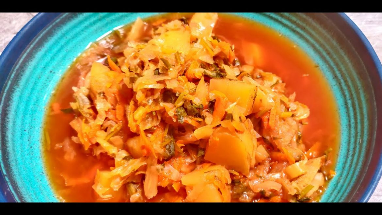 Borscht Soup Russian Vegan Recipe   SHORT