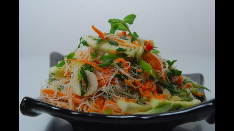 Thai Style Salad | Cooksmart | Sanjeev Kapoor Khazana
