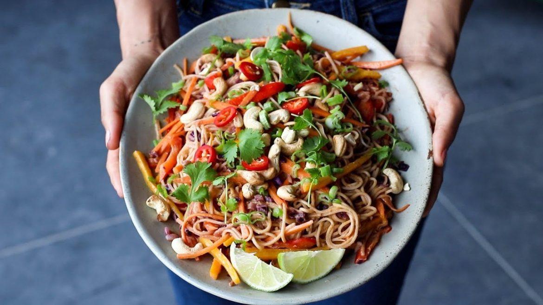 DELICIOUS 20-minute meals » vegan + healthy